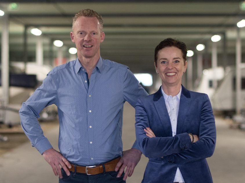 Tom van Vliet & Brenda Zwinkels