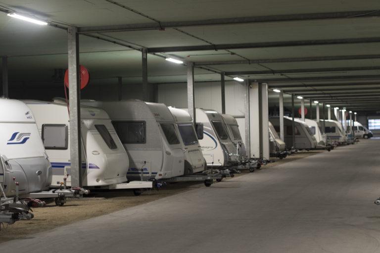 Stalling van Vliet Caravans